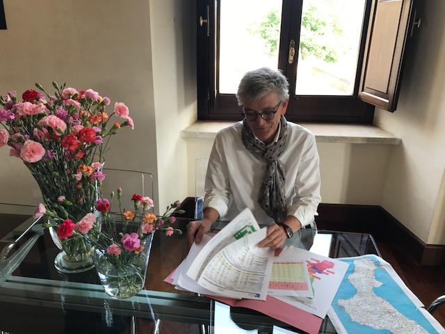 Angela Acordon - Direttore Polo Museale della Calabria.JPG